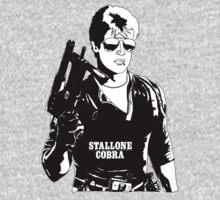 Sylvester Stallone as Cobra Kids Tee