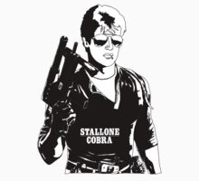 Sylvester Stallone as Cobra One Piece - Short Sleeve