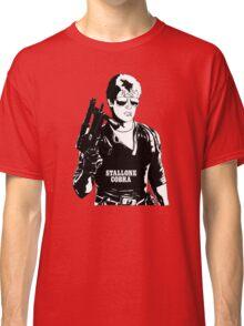 Sylvester Stallone as Cobra Classic T-Shirt