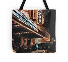 Journalistic Style Tote Bag