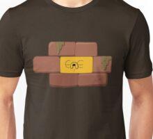 Jake the brick. Unisex T-Shirt