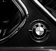 BMW B/W by barkeypf