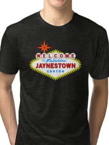 Viva Jaynestown, inspired by Firefly Tri-blend T-Shirt