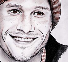 Heath LEDGER portrait by jos2507