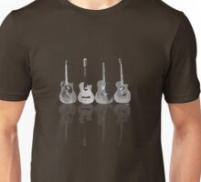 Acoustic Guitars Unisex T-Shirt