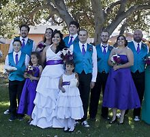 The Wedding Party by Renee D. Miranda