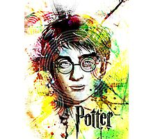 Potter Photographic Print