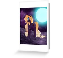 Nightmare Apple Jack Greeting Card