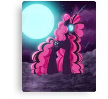 Nightmare Pinkie Pie Canvas Print