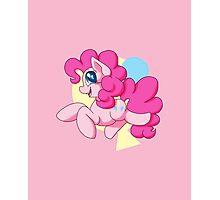 Chibi Pinkie Pie Photographic Print