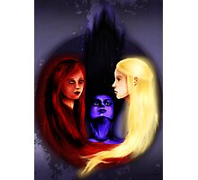 Daughters of the Wind Photographic Print