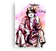 Dej Loaf - Try Me Canvas Print