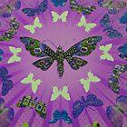 Butterflies by Charlotte Stevens