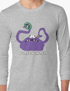 Coffee Monster Long Sleeve T-Shirt