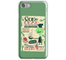 The Wok In Dead iPhone Case/Skin