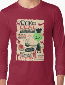 The Wok In Dead Long Sleeve T-Shirt