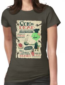 The Wok In Dead Womens Fitted T-Shirt