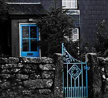 Blue Cliché by moor2sea