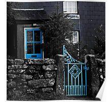 Blue Cliché Poster