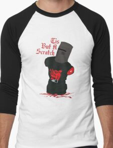 Black Knight - Tis But A Scratch Men's Baseball ¾ T-Shirt