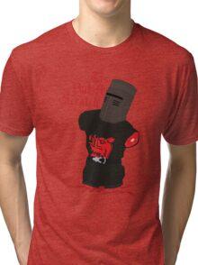 Black Knight - Tis But A Scratch Tri-blend T-Shirt