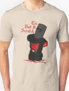 Black Knight - Tis But A Scratch Unisex T-Shirt