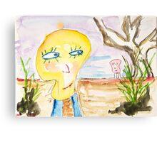 Poco Canvas Print