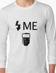 Flash Me Long Sleeve T-Shirt