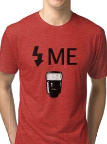 Flash Me Tri-blend T-Shirt