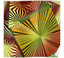Colored Box Abstract Poster