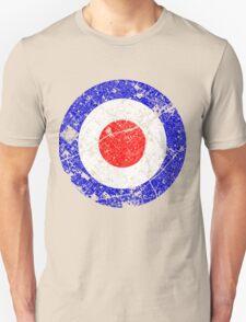 Mod Target Vintage Distressed T-Shirt