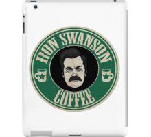Swanson Coffee iPad Case/Skin
