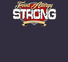 Food Allergy Strong - ARIZONA Women's Fitted Scoop T-Shirt