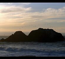 Windy Cliffs by illufox