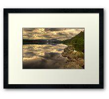 Loch Katrine Framed Print