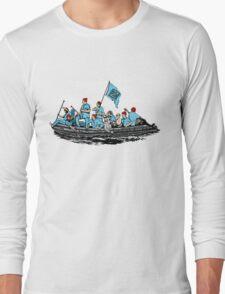 Team Zissou 2 Long Sleeve T-Shirt