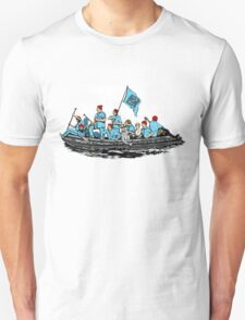 Team Zissou 2 Unisex T-Shirt