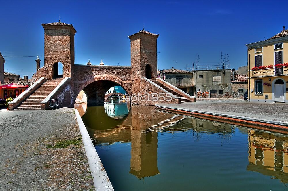 Trepponti - Three Bridges by paolo1955