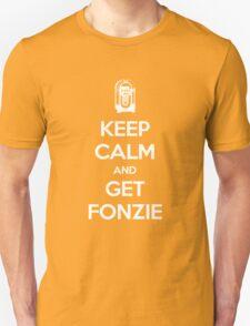 Keep Calm - Get Fonzie T-Shirt