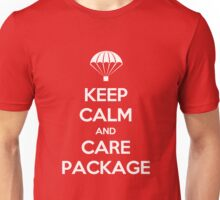 Keep Calm - Care Package Unisex T-Shirt