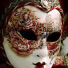 Red Mask by Drew Walker