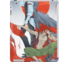 Bloody brothers. iPad Case/Skin