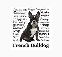 French Bulldog Traits Unisex T-Shirt