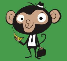 Monkey business Kids Tee