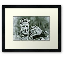 The Silverman Framed Print