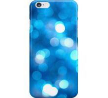 Blue Sparkled iPhone Case/Skin