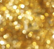 Gold Sparkled by mfreeburn