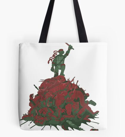 Never Forget That They Were Ninja Tote Bag