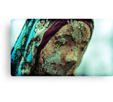 painted madonna Canvas Print