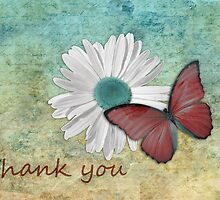 thank you card by 1001cards